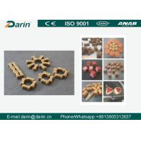 China Automatic Chicken / fish / mutton Jerky meat Treats making Machine / Cold Extrusion Machine with Siemens PLC on sale