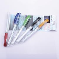 China advertising flag banner pen, promotional gift banner pen on sale