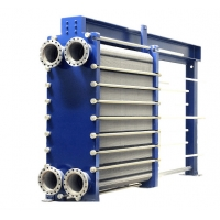 Quality M6 SS316L Gasket Type Plate Heat Exchanger For Pharmaceutical Industry for sale