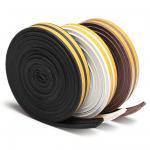 Quality sponge foam EPDM rubber sealing strip self adhesive for house car door trim sealing for sale