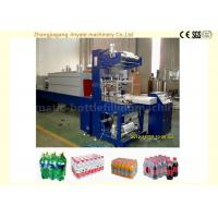 Quality Automatic End Of Line Packaging Equipment 380 / 220V Stainless Steel With PE PVC Film for sale