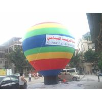 Best Customize giant PVC tarpaulin Inflatable Advertising , Inflatable air Ballon wholesale