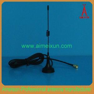 Best 900MHz 3dBi Magnetic base antenna Car tv antenna wholesale