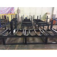 Buy Transport Conveyor Table Rollers Load 1000kg / M Width 700mm Length 3000mm at wholesale prices