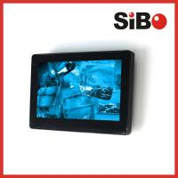 Buy cheap Upgraded Android 6.0.1 OS 7 Inch Wall Flush Mounted Industrial Control Touch Screen With POE from wholesalers
