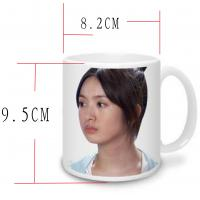 China Export transfer photos ceramic mug custom pictures 7102 mark cup on sale