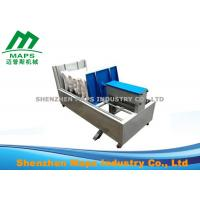 Quality Adjusted Pressing Height Pillow Packing Machine , Pillow Making Machine for sale