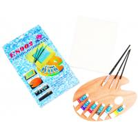 Quality Small Art Painting Set Oil Painting Kits For Adults High End Stretched Canvas Attached for sale