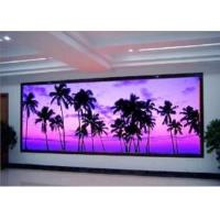 China HD P10 Indoor Full Color LED Display control card full sexy movies video on sale