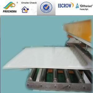 Quality PVDF sheet 1000x2000mm for sale