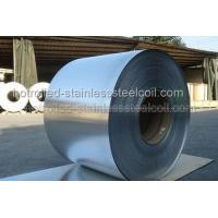Buy cheap Acid Resistance 2B 4K 8K Surface 316 Stainless Steel Coil 10mm - 700mm Width from wholesalers