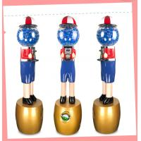 Quality Super Mary Shape Gumball Vending Machine For Boys And Girls Wear Resistant for sale