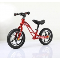 Quality Hot Sales 12inch Magnesium Alloy Baby Push Bike Kids Toys Bike For 2-6 Years With Aluminum One Hot Wheel for sale