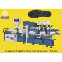 Rotary Plastic Soles Direct Injection Moulding Machine One Color Full Automatic
