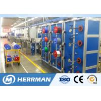 Quality Automatic Fiber Optic Cable Production Line Loose Tube Secondary Cable Coating Machine for sale