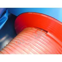 Quality Integral Winch Drum with Spiral Grooving Mounted on Marine Platform for sale