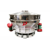 Quality Simple Metallurgy Vibro Sifter Sieves Straight Automatically Discharging for sale