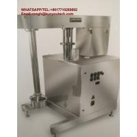 Best 5kw Pharmaceutical Machinery Gelatin Color Mixer With Hydraulic Lifting System wholesale