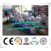 Quality Fit Up / Self Aligned Welding Rotator , Tank Turning Rolls Customized for sale