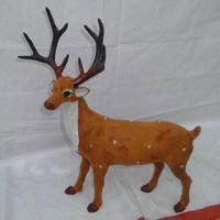 Best Christmas Spotted Deer, Measures 30 x 35cm, Ideal for Decorations wholesale