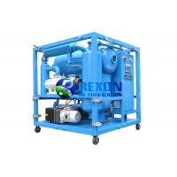 Quality Upgrade Transformer Oil Regeneration Purifier Machine 9000 Liters/Hour for sale