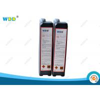 Buy Imaje Printer CIJ Ink Solvent Dye Type Black MEK Based 800ml Volume Waterproof at wholesale prices