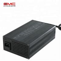 Quality 12V 40A Aluminium Alloy with Fan lithium battery charger for E-forklift CE for sale
