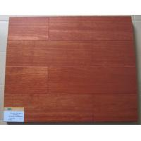 China Kempas Solid Wood Flooring Constrution or Building Material China Supplier on sale