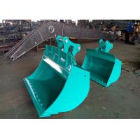 China Heavy Duty 20ton Excavator Tilting Ditching Bucket with Bolted Cutting Edge on sale