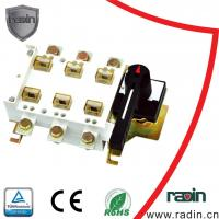 Quality Un Grounded 3 Pole Isolator Switch , 400A Single Gl Throw -I n On Load Switch for sale