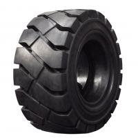 Quality 8.25-12 solid forklift tire for sale