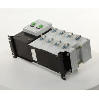 Buy RDS2 Series Motorized Automatic Generator Changeover Switch With DC 12V / 24V at wholesale prices