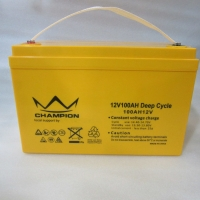 Quality Cars 746A CCA 12V 100ah SMF Lead Acid Battery US-6TN for sale