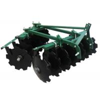 Buy 1BQX Mounted Light Duty Disc Harrow Crushing Clouds Disc Harrow 1100mm Working Width at wholesale prices