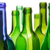 Quality 750ml tall glass bottle for sale