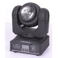 Quality 55Watt LED 4 in 1 RGBW Unlimited Moving Head Beam Light For KTV Stage Use for sale
