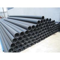 Quality high density long life polyethylene Black HDPE Pipe Lining for Water Supply  for sale