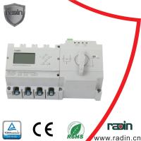 Quality Manual Dual Power Transfer Switch 10A-630A ODM Available RDS3-E RS485 Port for sale
