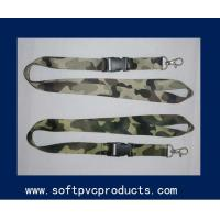 Quality Beautiful Fashion Tube Lanyard / Woven Lanyards for Sourvenir or Decoration for sale