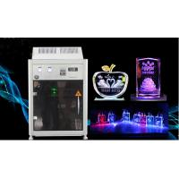 Best 4000HZ 3D Crystal Laser Inner Engraving Machine 220,000 dots / Minute Speed wholesale