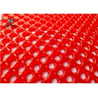 Quality Customeized Size Bathroom Mat Sets Hollow Design With Super Drainage Capacity for sale