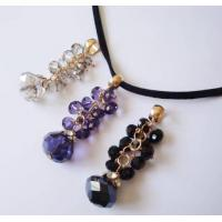China Beauty jewelry,crystal necklace on sale