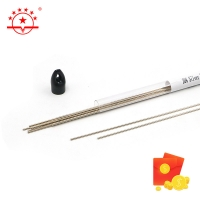 Quality 400mm 500mm Silver Solder Brazing Rods For Copper Alloy for sale
