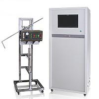 Quality Software Furniture Flammability Test Apparatus  ,  PLC Automatic Anti Ignition Testing Machine for sale