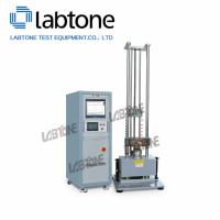Buy cheap Half-sine Shock Test Machine with PC-based Control System Meet IEC/EN 61960 from wholesalers