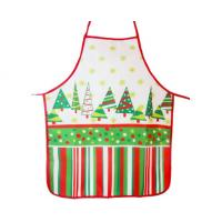 Quality Durable Lovely Custom Cooking Apron  , Cooking Aprons For Men Adjustable Neck Strap for sale