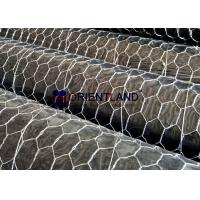 Quality Galvanized Steel Poultry Mesh Netting 1-500m Per Roll Erosion Resistant for sale