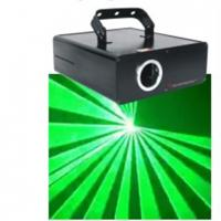 Quality Animation Single Green Mini Laser Stage Lighting With 25kpps Vibratory Mirror for sale