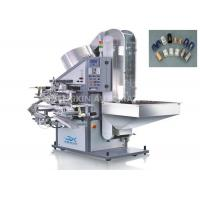 Quality Cap Hot Foil Stamping Machine , Plastic / Metal Stamper Machine for sale