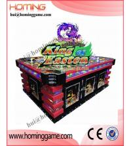 Best 8 seats tiger strike fish game , fish game table gambling , Thunder Dragon 2 Plus fishing game machine from HomingGame wholesale